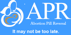 Abortion Pill Reversal Logo